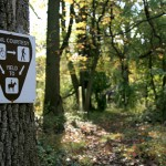 The trail is open to walkers, bikers and horseback riders. Educational signs along the new trail provide information about preservation and the Pickering Creek.